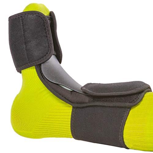 BraceAbility Dorsal Night Splint | Plantar Fasciitis Pain Relief, Foot Drop Brace for...