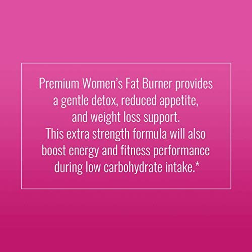Nobi Nutrition Premium Vegan Fat Burner for Women - Weight Loss Supplement, Appetite Suppressant and Metabolism Booster - Thermogenic Diet Pills for Women - 60 Capsules 9