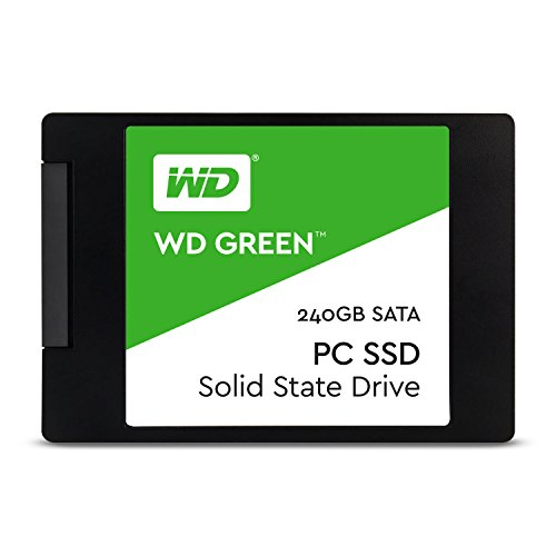 Western Digital WDS240G1G0A 240GB Internal Solid State Drive (Green) 205