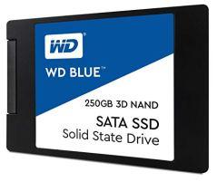 WD-Blue-3D-NAND-250GB-Internal-PC-SSD-SATA-III-6-Gbs-257mm-Up-to-560-MBs-WDS250G2B0A
