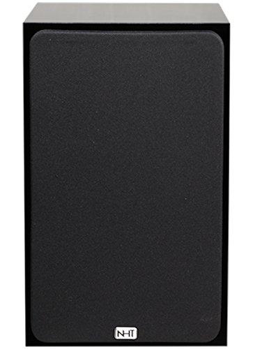 NHT-SuperOne-21-Premium-Home-Theater-Bookshelf-Speaker-Clean-Hi-Res-Audio-Sealed-Box-Mini-Monitor-Single-Unit-Gloss-Black
