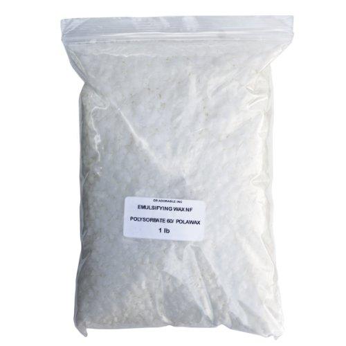 Emulsifying Wax Nf / Polysorbate 60/ Polawax 1 Lb