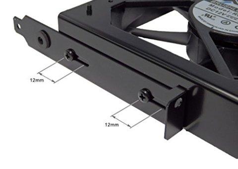 NBROS N-PCIFSTY120PRO-F2 ブラケットのネジ穴