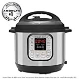 Instant Pot is a smart Electric Pressure Cooker designed by Canadians aiming to be Safe, Convenient and Dependable. It speeds up cooking by 2~6 times using up to 70% less energy and, above all, produces nutritious healthy food in a convenient and con...