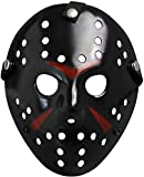 Halloween Mask Horror Creepy Cosplay Scary Mask for The Purge Movie Costume Party - Mens Costume Masks for Festival Cosplay Halloween Costume Masquerades Parties, Carnival, Gifts Black