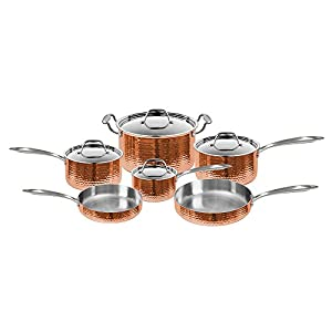 Fleischer & Wolf Seville Series Cookware Set