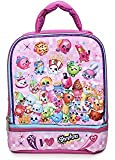 Best New Shopkins Pink Dual Compartment Lunch Bag