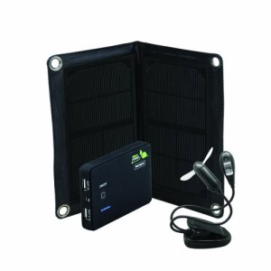 Nature Power 59801 Power Bank 5 Deluxe Portable Solar Power Kit