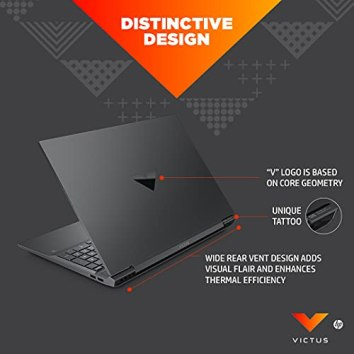 Victus-by-HP-Ryzen-7-5800H-161-inch409-cm-FHD-Gaming-Laptop-16GB-RAM512GB-SSD6GB-RTX-3060-GraphicsFlicker-Free-Display144HzWin-10MS-OfficeMica-Silver248-Kg-16-e0360AX