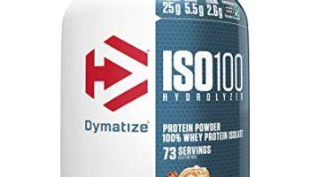Dymatize Nutrition ISO 100 Hydrolyzed