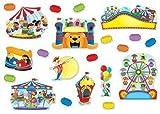 Carson Dellosa CD-110169 Carnival Fun BB Set