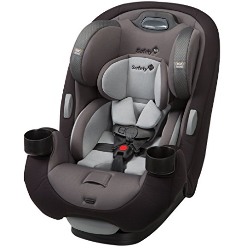 Safety 1st MultiFit EX Air 4-in-1 Convertible Car Seat, Amaro Grey