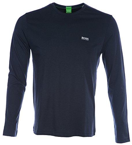 41sp%2BQwOyqL Modern fit Round Neck Logo on the chest and shoulder