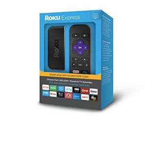 Roku Express | Easy High Definition (HD)Streaming Media Player (2018) 5