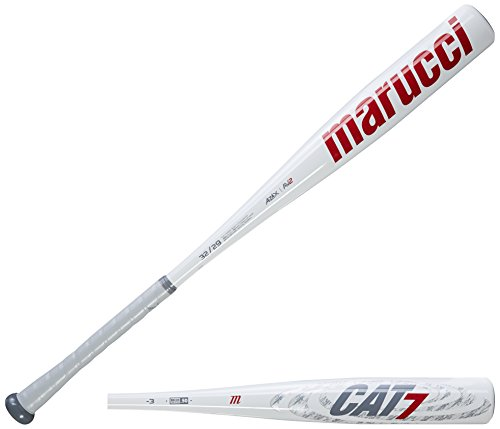 Marucci MCBC7 Cat7 BBCOR Baseball Bat, 32'/29 oz