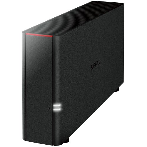 Buffalo LinkStation 210 4TB Private Cloud Storage NAS with Hard Drives Included