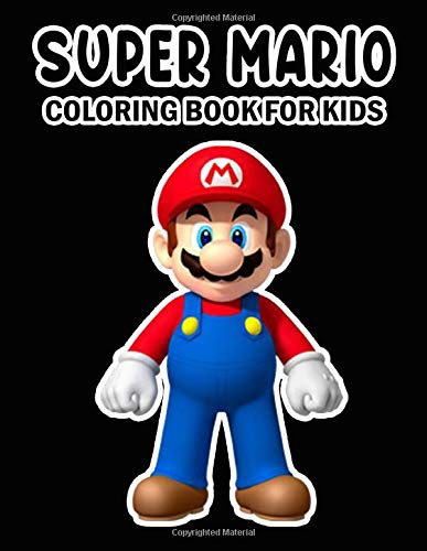 Super Mario Coloring Book For Kids 50 Super Mario Princes Luigi Donkey Kong Yoshi Coloring Pages Super Mario Coloring Book For Teens Super Mario Characters Unofficial Amazon Co Uk Press Zoom Books