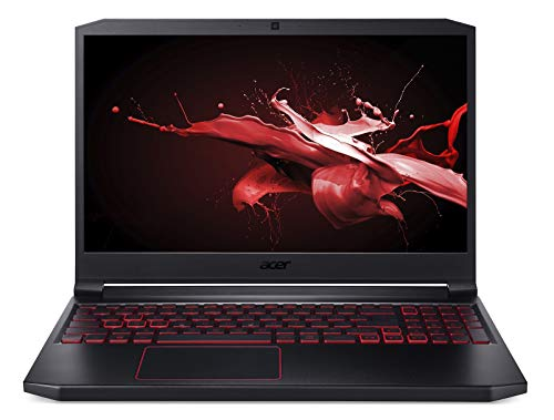 Acer Nitro 7 9th Gen Core i7 15.6-inch Gaming Laptop (8GB/1TB SSD /Windows 10/6GB Graphics/Obsidian Black/2.5kg), AN715-51 123