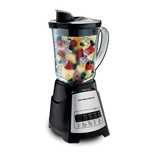 Hamilton Beach Power Elite Electric Blender with 12 Blending...
