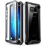 SUPCASE Galaxy S8+ Plus Case, Black
