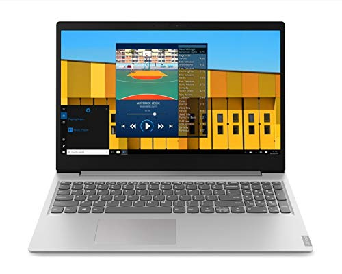 Lenovo Ideapad S145 AMD Ryzen 3 3200U 15.6 inch Full HD Thin and Light Laptop (4GB/1TB HDD/Windows 10/Platinum Grey/1.85Kg), 81UT00KWIN