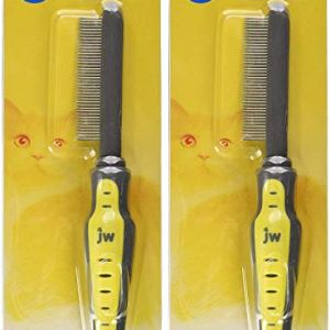 JW Pet Company GripSoft Cat Comb 7