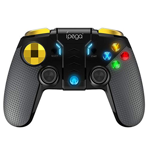 TOONEV Bluetooth Mobile Phone Game Controller for iOS Compatible with iPhone/iPod/Ipad/Mac/Apple TV Without Activation and APP Needed