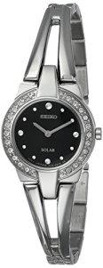 Seiko Women's SUP205 Classic Solar Watch