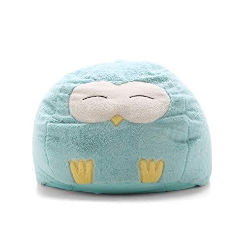 Big Joe Lux 7690OWL Wild Bunch Owl, Super Soft Plush Bean Bag