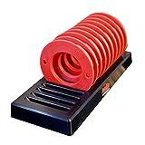 JessEm 02030 Ten Piece Insert Ring Kit with Caddy