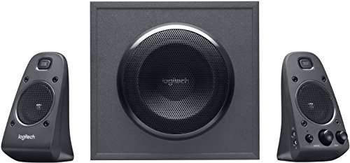 Logitech Z625 Powerful THX Sound 2.1 Speaker System for TVs, Game Consoles and Computers