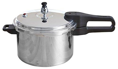 IMUSA Stovetop Aluminum Pressure Cooker