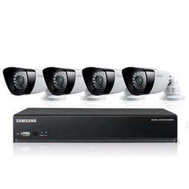 Samsung caméras de surveillance