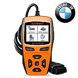 Scan Tool Automotive Scanner for BMW,AUTOPHIX 7810 Code Reader OBD2 Scanner/All System Car Diagnostic Scanner with Engine/EPB/SAS/EGS/DME/DDE/CBS/ECU/F Chassis Reset BMW Battery Registration Tool