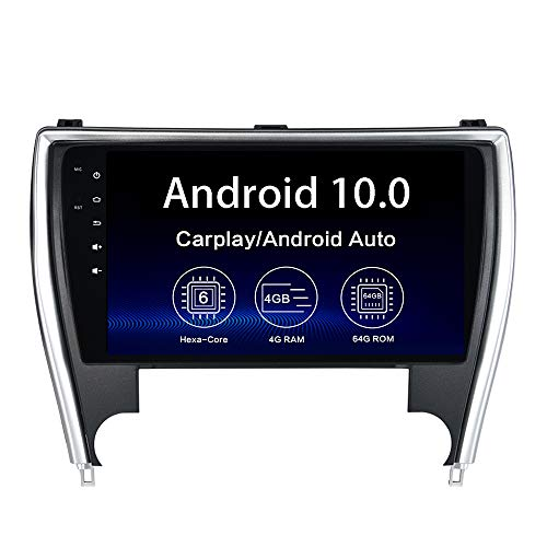 Dasaita-102-Wireless-Carplay-Stereo-for-Toyota-Camry-2015-2016-2017-Android-100-bluetooth-Car-Radio-GPS-Navigation-Multimedia-Player-Hexa-Core-4G-64G-DSP-Android-Auto-Head-Unit-1280-X-720-HD