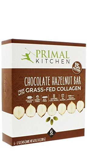 Primal Kitchen Hazelnut Bars