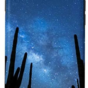 iPhone SE (2020) / 7 / 8 Cactus Starry Night Graphic Case