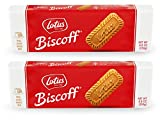 Lotus Biscoff   European Biscuit Cookies   0.9 Ounce (20 Count)   20 XL Two-Packs   non-GMO Project Verified   Vegan