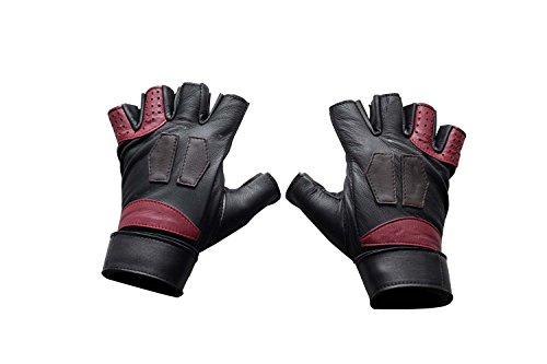Miracle(Tm) Guardians of the Galaxy Vol 2 Star-Lord Leather Costume Gloves