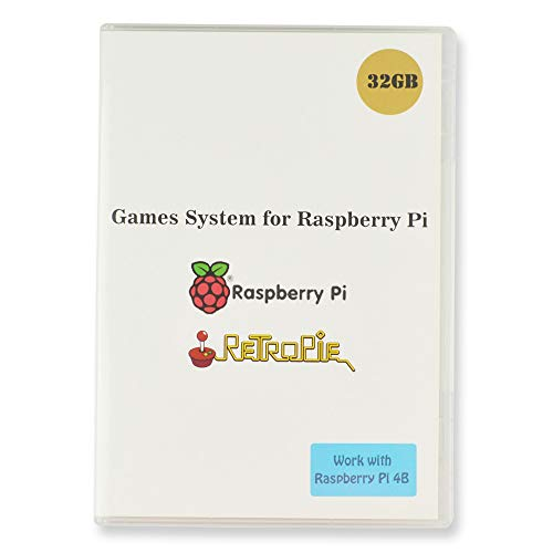 BeiErMei-Raspberry-Pi-4B-Game-System-Retropie-RetroArch-EmulationStation-Preloaded-32GB-Games-Plus-Data-with-Class-10-MicroSD-TF-Card-Only-Work-with-Raspberry-Pi-4B-KODILXDE-Video-Previews