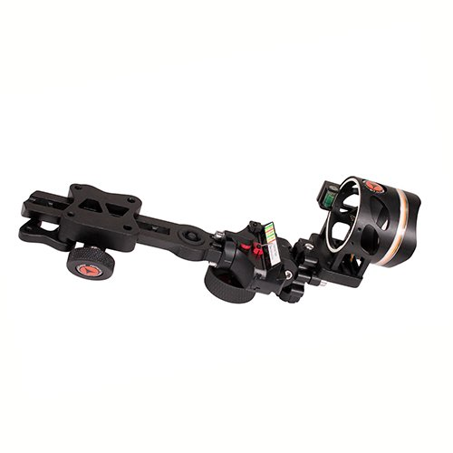 TRUGLO AG2314BD Apex Gear Covert, 4 Pin Light .019 Sight, Db Black