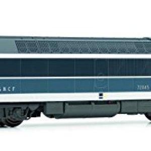 ARNOLD HN2386S Diesellokomotive CC72000 der SNCF, Epoche IV/Digital mit Sound Model Railway, Blue 41u5VGPGwOL