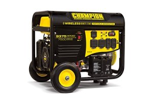 Champion 7500-Watt RV Ready Portable Generator with Wireless Remote Start