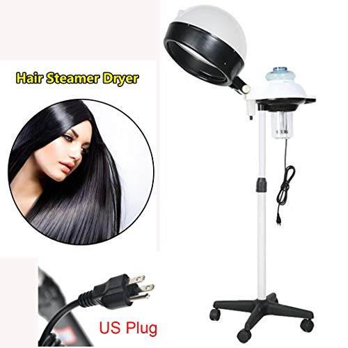 Professional Hair Steamer & Stand Salon