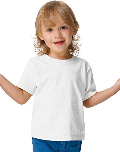 Hanes ComfortSoft® Crewneck Toddler T-Shirt