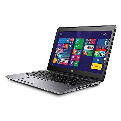 41uShPKhi3L (Renewed) HP 840G2 Elitebook 14 Inch Screen Laptop (4th Gen Intel Core i5 - 5300u /4 GB/500 GB HDD/Widnows 10 Pro, (Black-Grey)