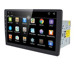 101-Android-100-Octa-Core-2GB-32GB-Double-Din-Car-Stereo-Radio-with-Bluetooth-GPS-Navigation-Support-Fastboot-WiFi-USB-MirrorLink-Backup-Camera-AUX-Subwoofer-OBD2-Dash-Cam