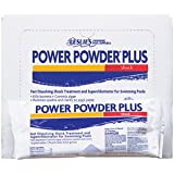 Leslie's Power Powder Shock Superchlorinator for Swimming Pools 1 LB [Pack of 12]