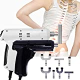 Phoneix Chiropractic Tool Electric Spine Adjusting Corrector Therapy Spine Massager 4 Heads