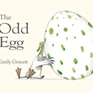 The Odd Egg Hardcover